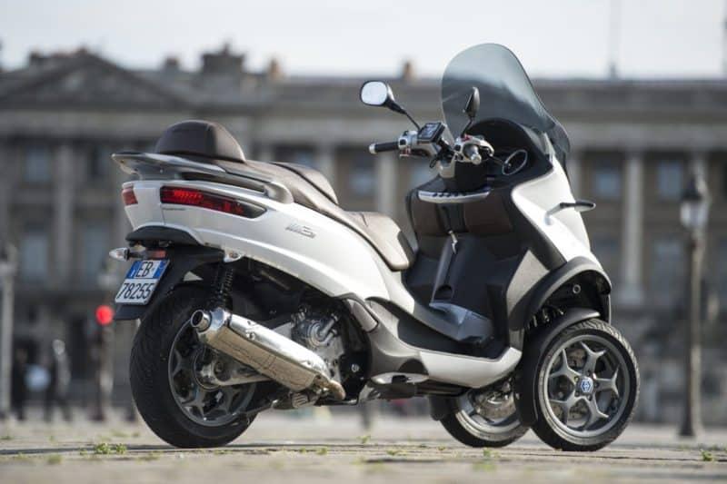 Le meilleur scooter d'assurance