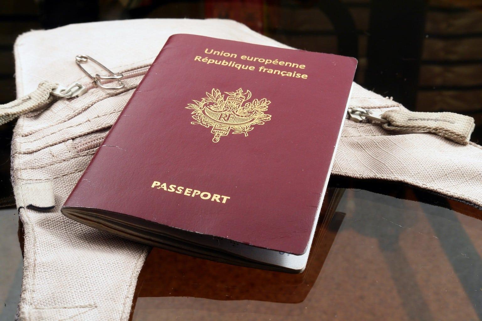 demande passeport