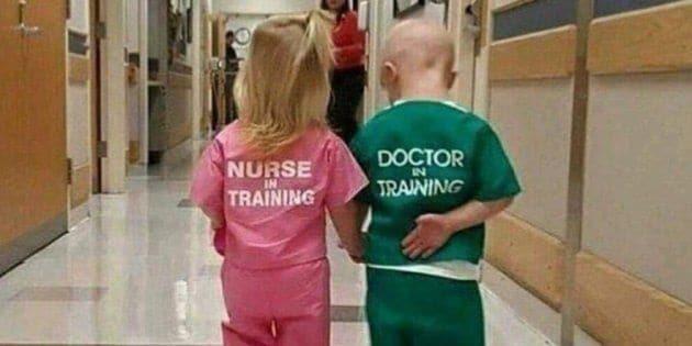 Le quotidien des infirmières en france